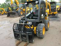 2012 JCB 280 2012 JCB 280 Skid Steer Loader Canopy Foot