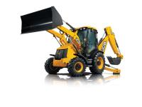 2012 JCB 3CX-14 3CX BACKHOE Unitized 1-piece mainframe