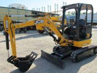"2012 JCB 8025 ZTS JCB 8025 ZTS 26.8 HP 9'3"" Digging"