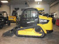 2012 JCB New Generation 320T Cab with A/C High Flow 2