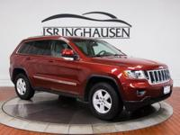 This very nice 2012 Jeep Grand Cherokee arrives on