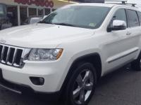 This clean, low mileage 2012 Jeep Grand Cherokee