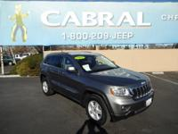 Climb inside the 2012 Jeep Grand Cherokee! This vehicle