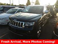 One-Owner. Clean CARFAX. 2012 Jeep Grand Cherokee