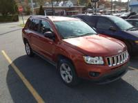 Check out this gently-used 2012 Jeep Compass we