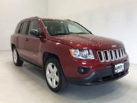 Options:  2012 Jeep Compass Limited|Red|*Alloy