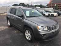 CARFAX One-Owner. Mineral Gray Metallic 2012 Jeep