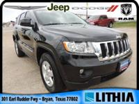 2012 Jeep Grand Cherokee 4dr 4x2 Laredo Laredo Our