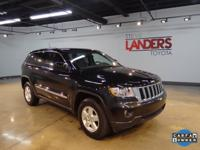 Laredo, Alloy wheels, Front dual zone A/C, Fully
