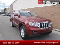 Laredo trim. SIMPLY REPRICED FROM $24,988. iPod/MP3