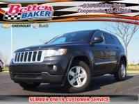 ONE owner, Clean Carfax, NO accidents. Grand Cherokee