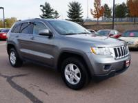 This 2012 Jeep Grand Cherokee 4dr Laredo SUV includes a