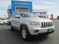 Options:  2012 Jeep Grand Cherokee||4Dr Rwd Laredo|3.6L