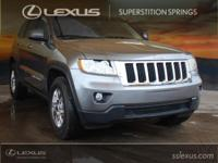 2012 Jeep Grand Cherokee Laredo 3.6L V6 Flex Fuel 24V