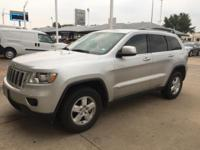 We are excited to offer this 2012 Jeep Grand Cherokee.