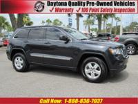 This 2012 Jeep Grand Cherokee Laredo will sell fast