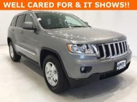 Options:  2012 Jeep Grand Cherokee Laredo|Gray|**** 4X4