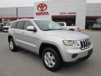 Recent Arrival! New Price! 2012 Jeep Grand Cherokee