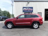 Leather! Moonroof! Our 2012 Jeep Grand Cherokee Laredo