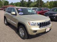Options:  2012 Jeep Grand Cherokee Laredo 4X4|Local