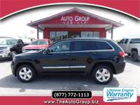 Options:  2012 Jeep Grand Cherokee Visit Auto Group