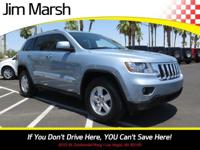 Introducing the 2012 Jeep Grand Cherokee! A comfortable