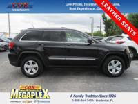 New Price! This 2012 Jeep Grand Cherokee Laredo is well