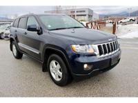 Treat yourself to a test drive in the 2012 Jeep Grand