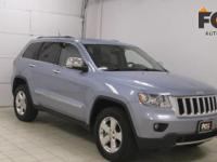 This 2012 Jeep Grand Cherokee Limited is proudly