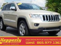 CARFAX One-Owner. This 2012 Jeep Grand Cherokee Limited