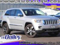 Options:  2012 Jeep Grand Cherokee Limited|Gray|4Wd.
