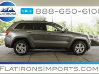 Flatirons Imports is offering this 2012 Jeep Grand