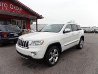 Options:  2012 Jeep Grand Cherokee Boasting Unmatched