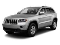 This 2012 Jeep Grand Cherokee Overland is offered to
