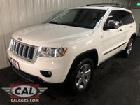 Options:  2012 Jeep Grand Cherokee 4Wd 4Dr