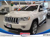 Recent Arrival! 4WD. 2012 Jeep Grand Cherokee Overland
