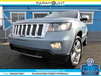 2012 JEEP GRAND CHEROKEE OVERLAND SUMMIT 5.7L HEMI V8