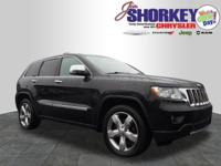 2012 Jeep Grand Cherokee Overland Just Reduced! CARFAX