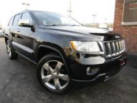 Just Reduced! Non-Smoker, Grand Cherokee Overland, 4D