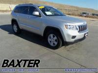 Superb Condition, Jeep Certified, CARFAX 1-Owner. PRICE