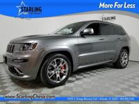 Grand Cherokee SRT8, SRT HEMI 6.4L V8 MDS, 5-Speed
