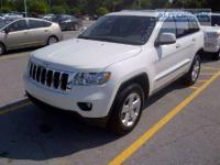 Laredo trim. CARFAX 1-Owner, LOW MILES - 7,983!