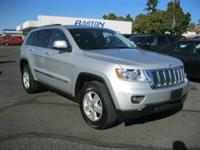 With 25,700 miles, this 2012 Jeep Grand Cherokee