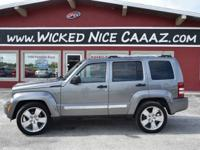 2012 Jeep Liberty, Jet Edition 4x2 4dr SUV with a 3.7