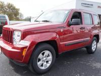 2012 Jeep Liberty 4 Door SPORT Our Location is: Len