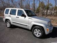 This 'TrailRated' 2012 Jeep Liberty 4X4 is just the