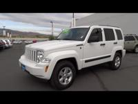 2012 Jeep Freedom 4dr 4x4 Sport Sporting activity. Our