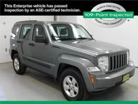 2012 Jeep Liberty 4WD 4dr Sport 4WD 4dr Sport Our