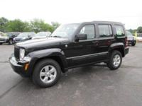 1 OWNER - NO ACCIDENTS REPORTED! 4WD, CLOTH SEATING,