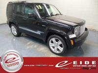 This 2012 Jeep Liberty Limited Jet Edition is Brilliant
